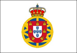 Bandeira do Reino Unido, criado por Dom João VI em 1815